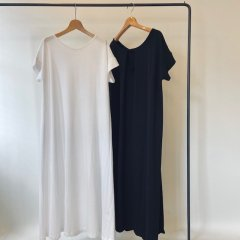 SELECT open back tee one-piece