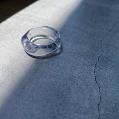 aries water drop ring