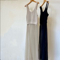 SELECT tulle design one -piece