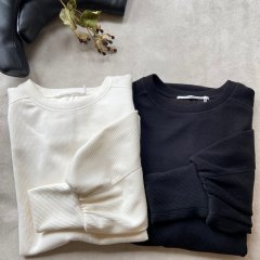 SELECT volume sleeve pullover