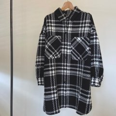 SELECT glencheck CPO Jacket