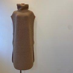 TODAYFUL Roundhem Knit Vest