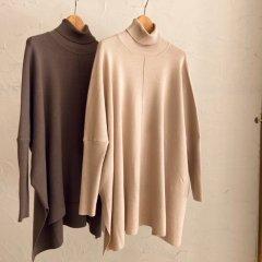 SELECT poncho knit
