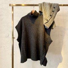 aries turtle knit vest