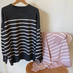 SELECT border knit