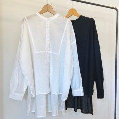 SELECT bandcollar blouse