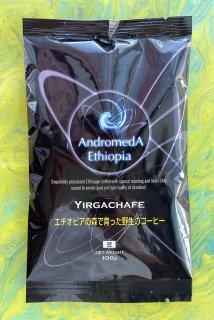 アンドロメダ・エチオピアコーヒー ヤルガッチャフェ100g(豆/粉)