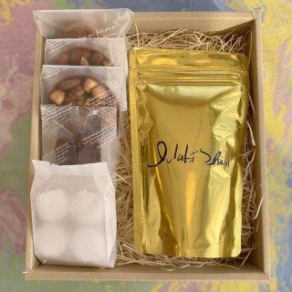 いだきしん焙煎 グジコーヒー【豆】&4種の焼き菓子セット