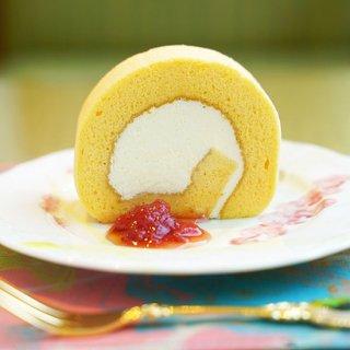 米粉のロールケーキ 1カット(グルテンフリー)