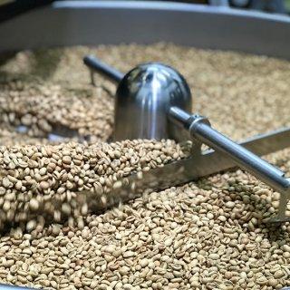 【白いコーヒー】エチオピア・グジ・モルモラ(ナチュラル)1月27日焙煎