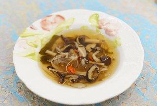 薬膳きのこスープ