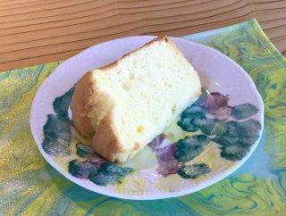 米粉のシフォンケーキ 1カット(グルテンフリー)
