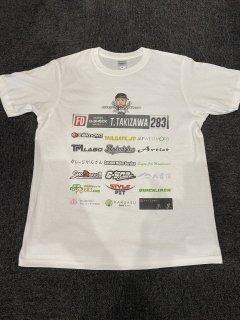 Fomula Drift Japan Team Zeknova Japan Tシャツ