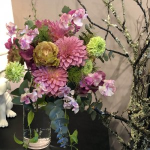 静岡市内お届け|ももはな|bouquet|cute 3000円~