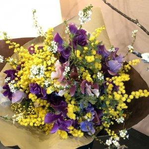 静岡市内お届け|ももはな|bouquet|bright 3000円~