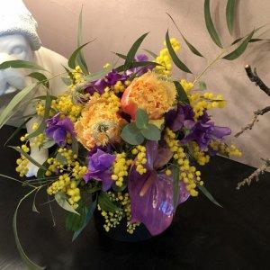 静岡市内お届け|ももはな|arrangement|bright 3500円~