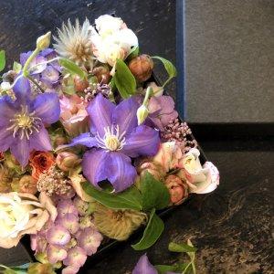 静岡市内お届け|ももはな|flower box¥4000