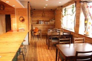 【会場使用】カフェスペース・厨房