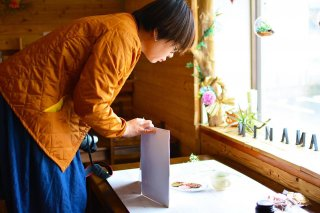 【ogojo design works 愛ちゃん】写真撮影・デザイン