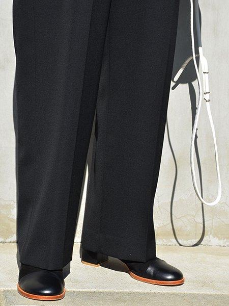 Aton BackSatin Tapered Pants
