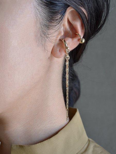JUSTINE CLENQUET Tess earcuff