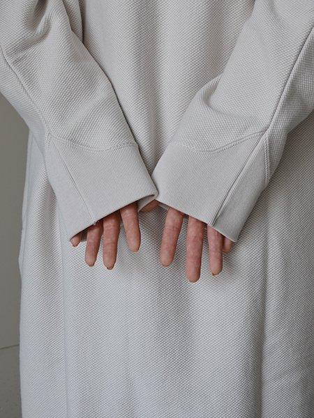 Aton ORGANIC INREY LONGSLEEVE DRESS