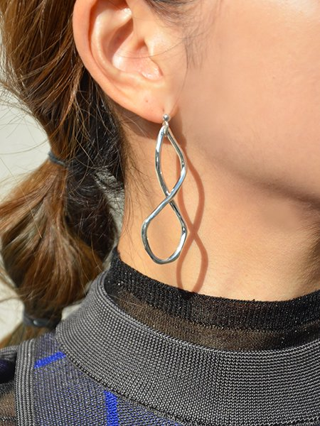 R.ALAGAN PLAY HOOP EARRINGS