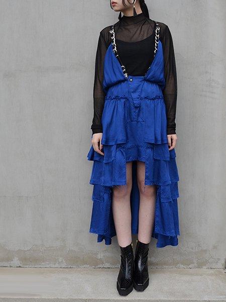 TOGA PULLA Inner tiered skirt