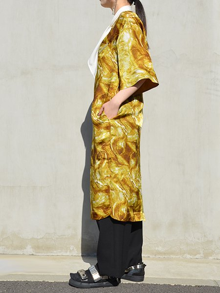TOGA PULLA Inner print dress
