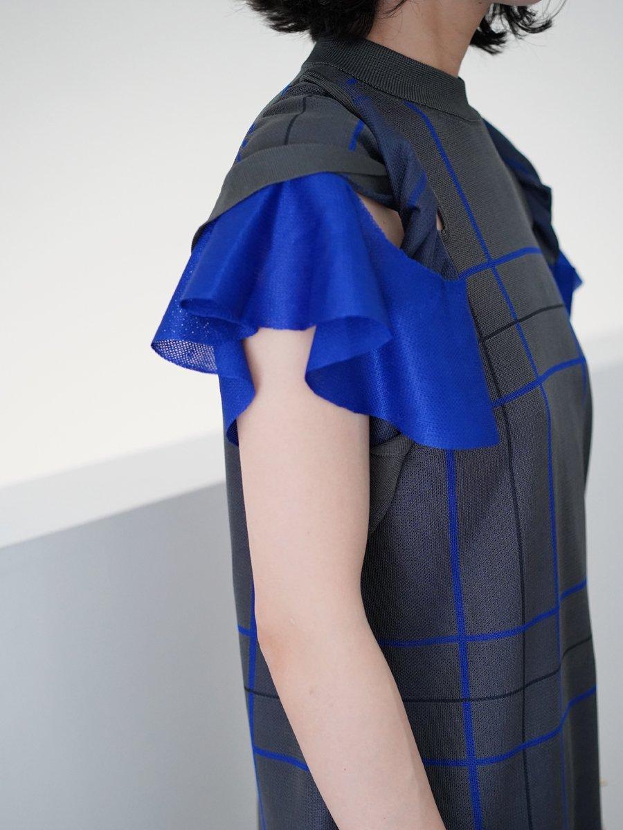 TOGA PULLA High gauge knit dress