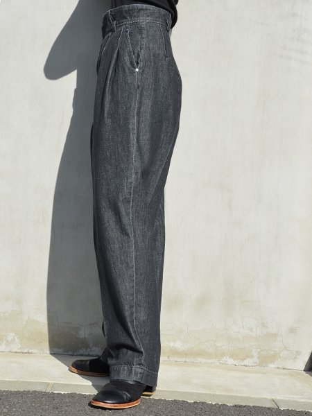 MameKurogouchi High-Waisted Denim Pants