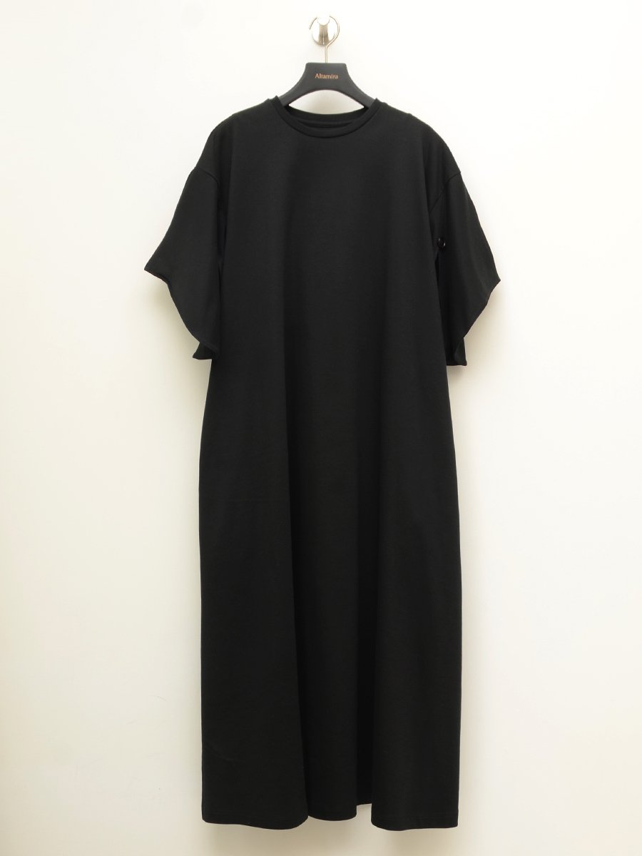 AKIRA NAKA Slit sleeves T dress
