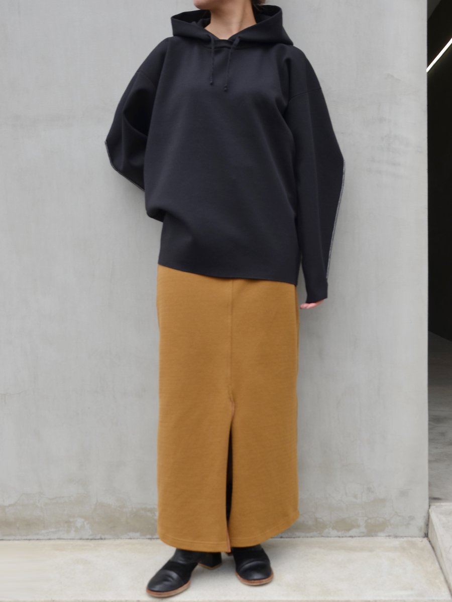 RITO OVERSIZED HOODED SWEATER