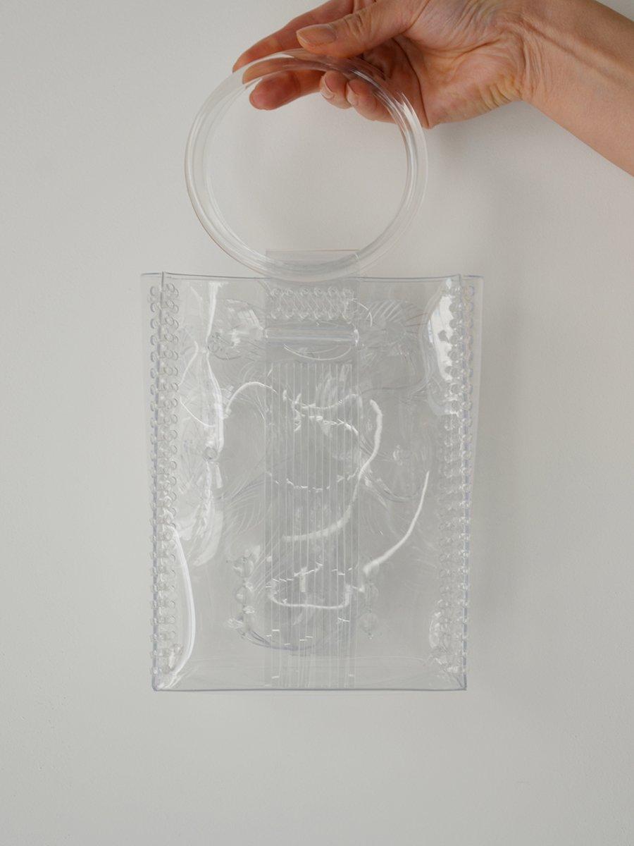 MameKurogouchi Vinyl Chloride Mini Hand Bag