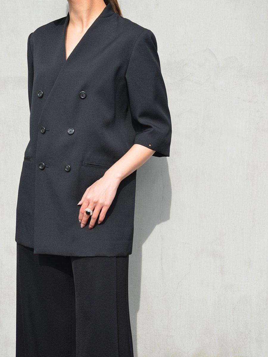 Ujoh Piercing Sleeve jacket