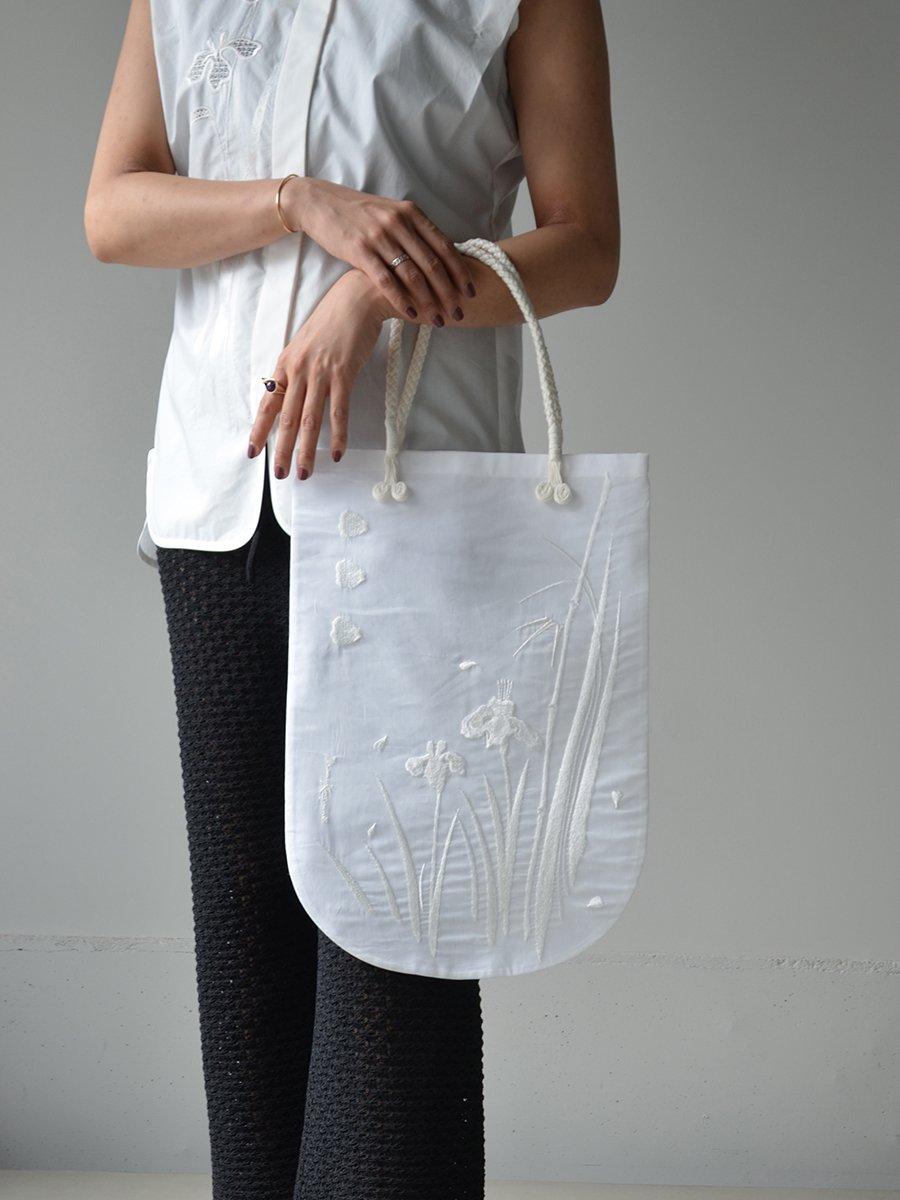 MameKurogouchi Floral Embroidered Handbag