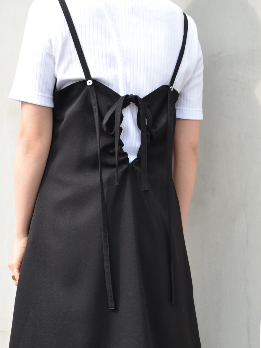Ujoh Front Gathered Camisole