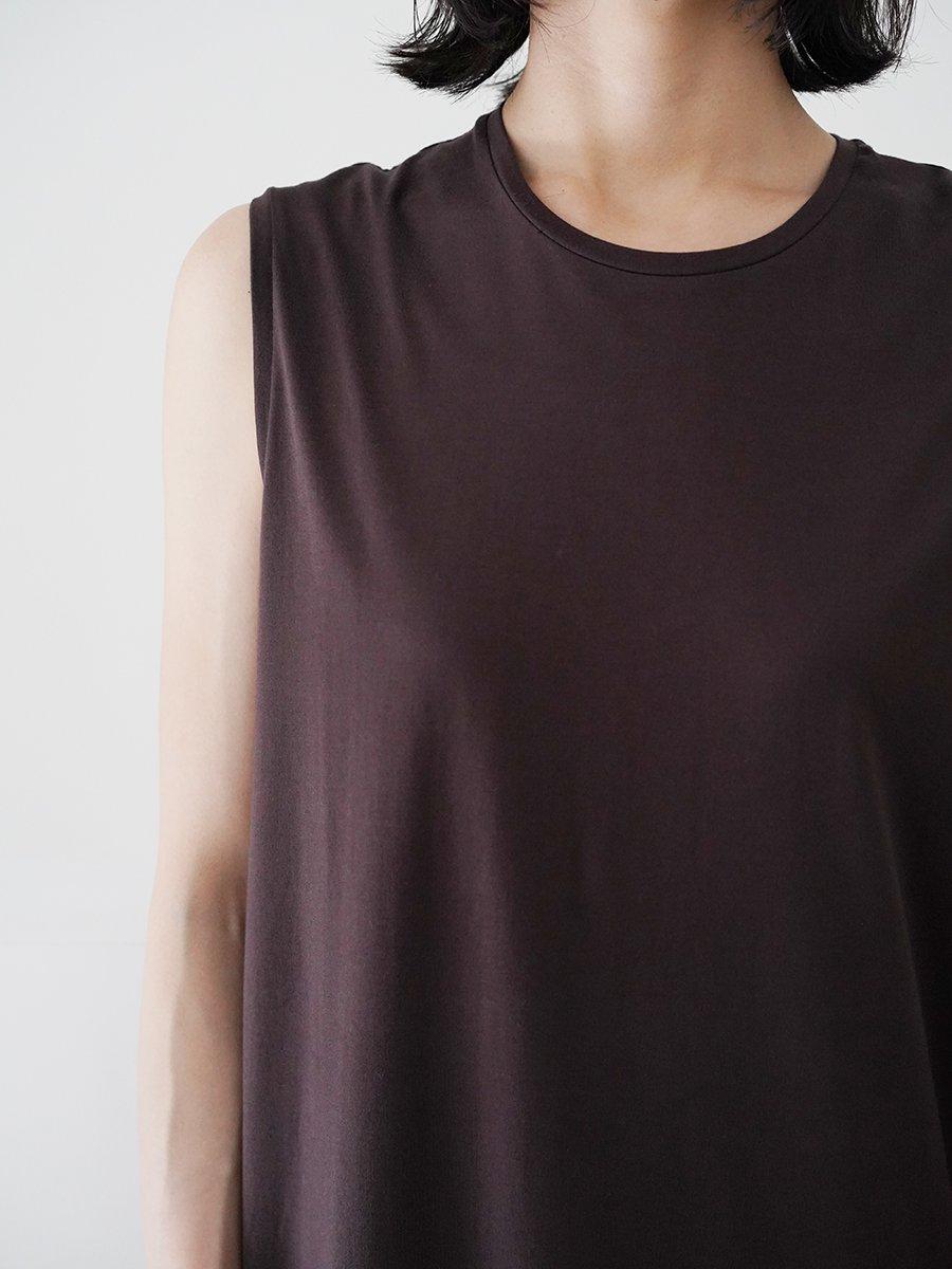 ATON SUVIN 60/2 SLEEVELESS DRESS