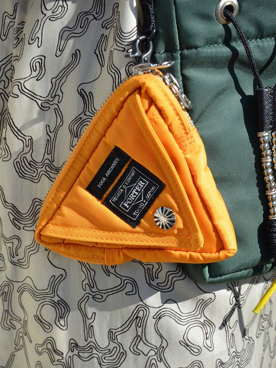 【数量限定】Shoulder pouch TOGA×PORTER