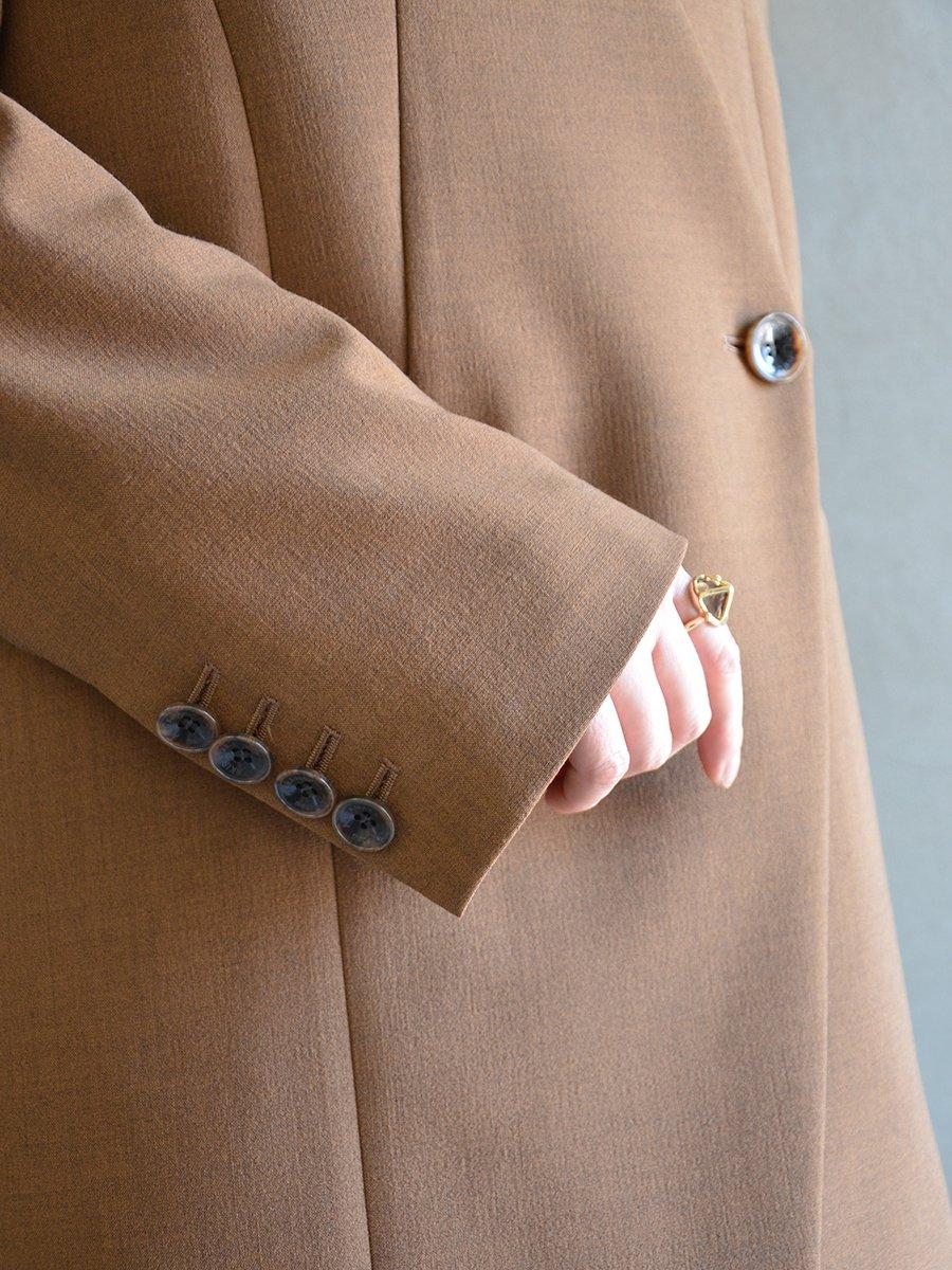 AKIRANAKA Mieke Layered lapel Jacket