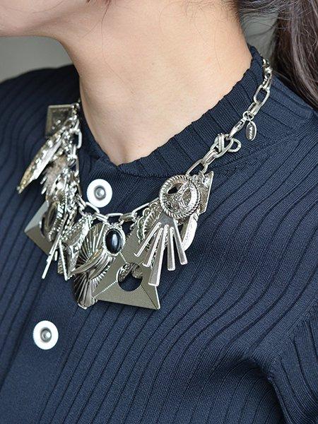 TOGA PULLA Metal motif accessories