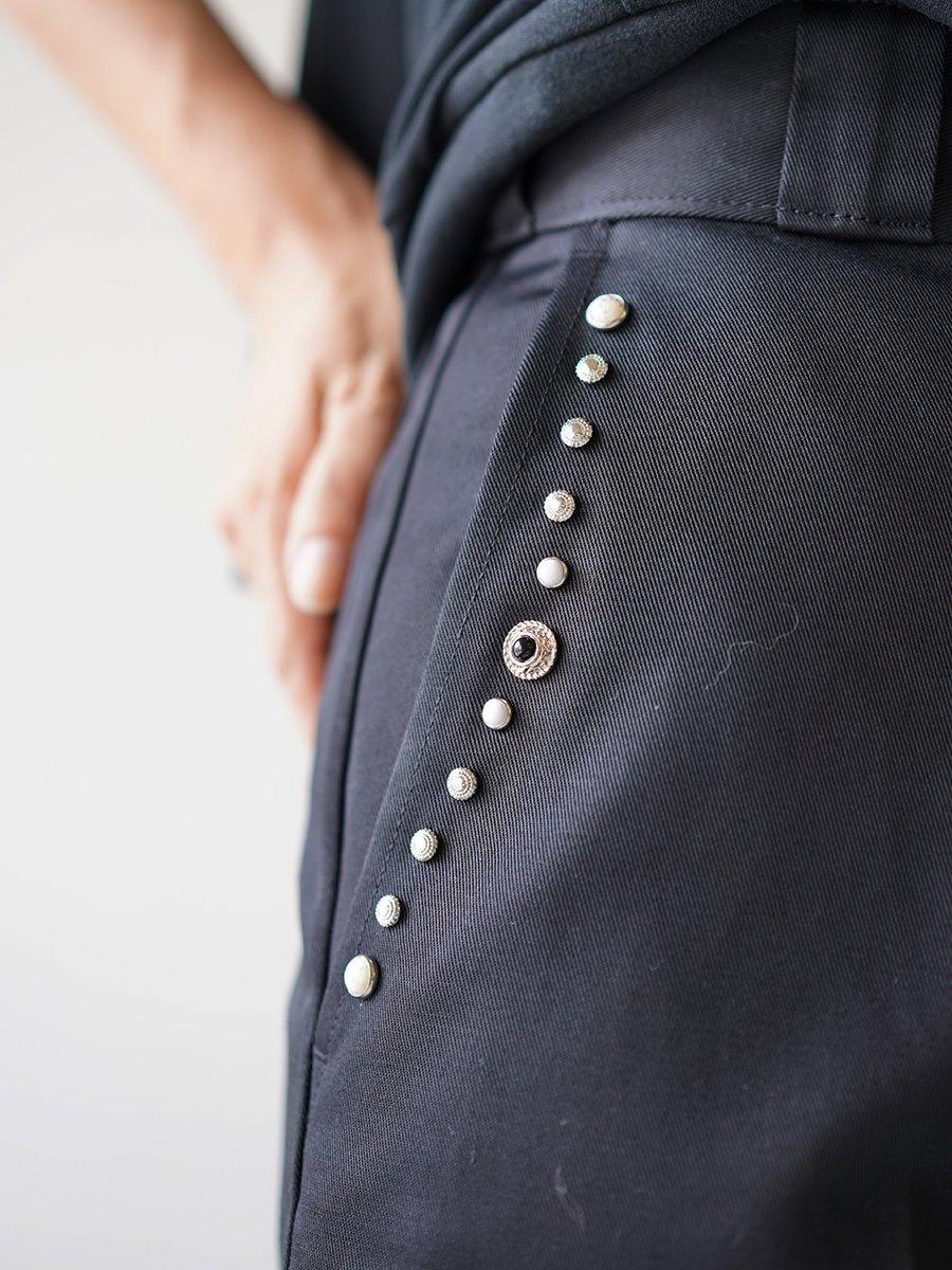 【7/16発売】TOGA PULLA×Dickies Wide pants Dickies SP