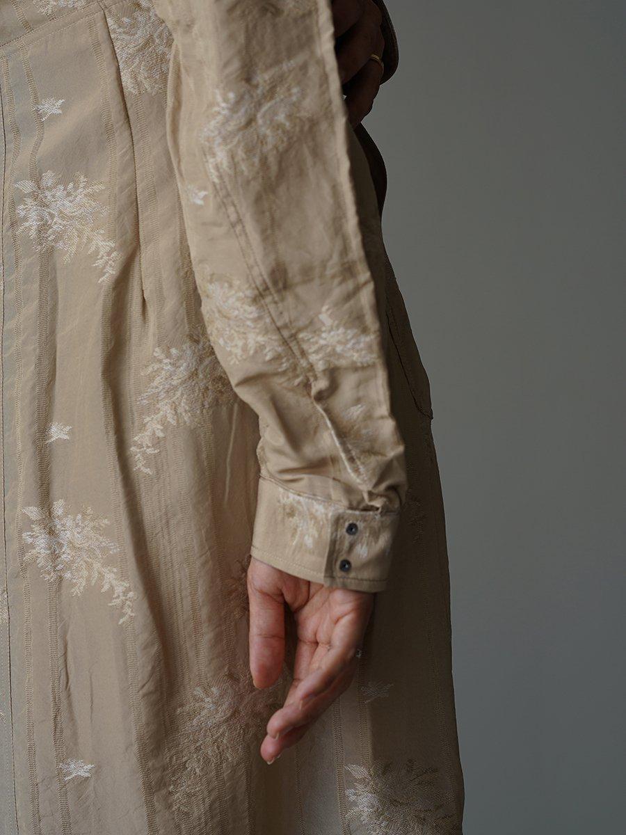 PHOTOCOPIEU WORK LONG DRESS