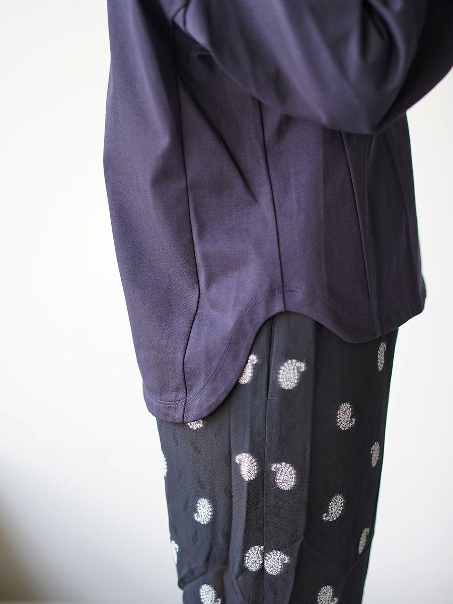 MameKurogouchi  Cotton Jersey Pullover