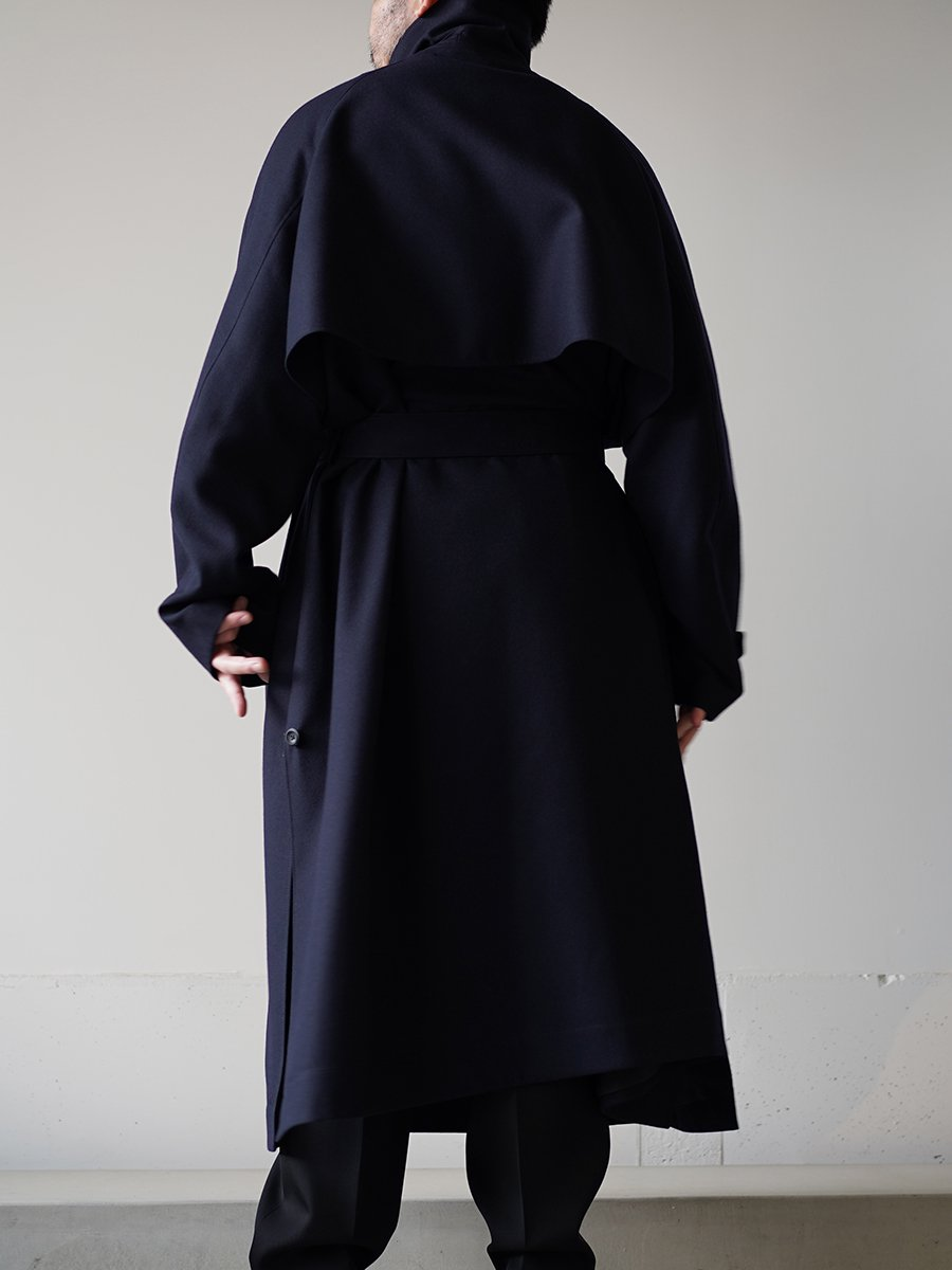 THE RERACS TRENCH COAT