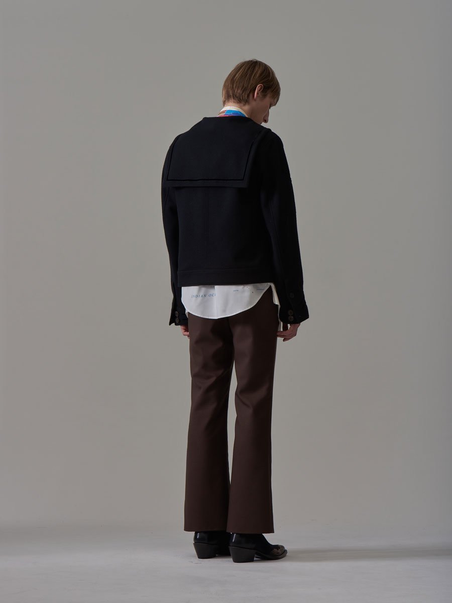 BED j.w. FORD Sailor Collar