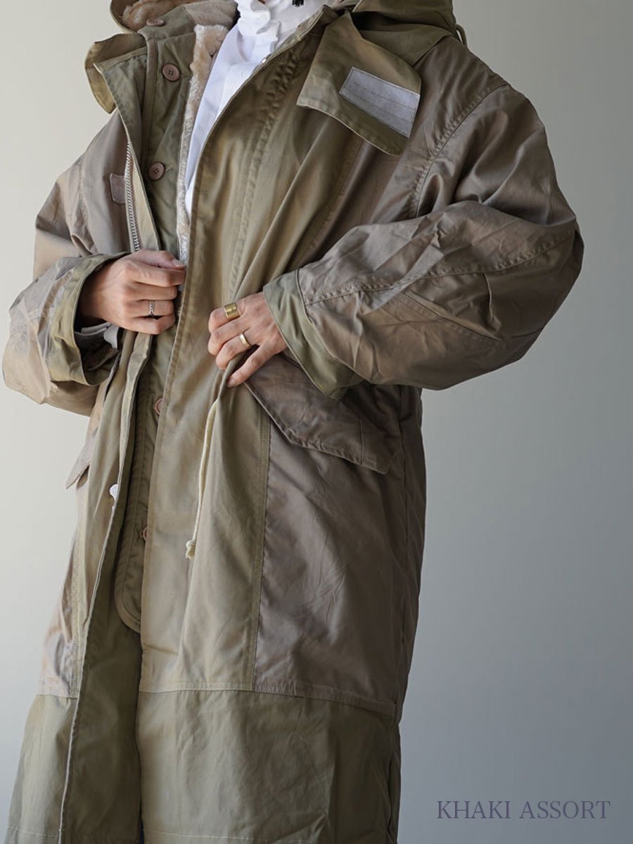 SEEALL RECONSTRUCTED MILITARY PARKA size 2