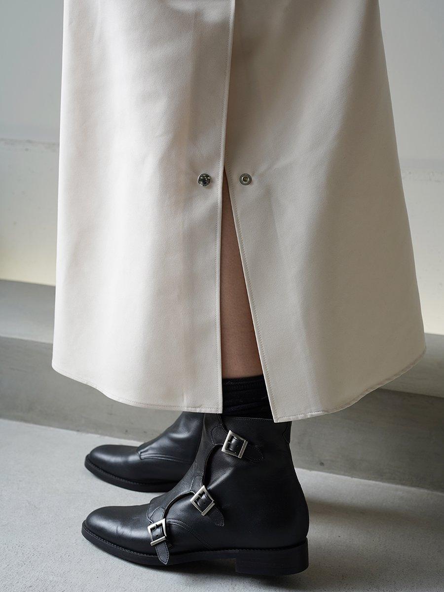 THE RERACS APRON DRESS