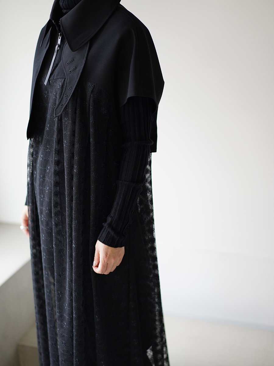 THE RERACS TRENCH DRESS
