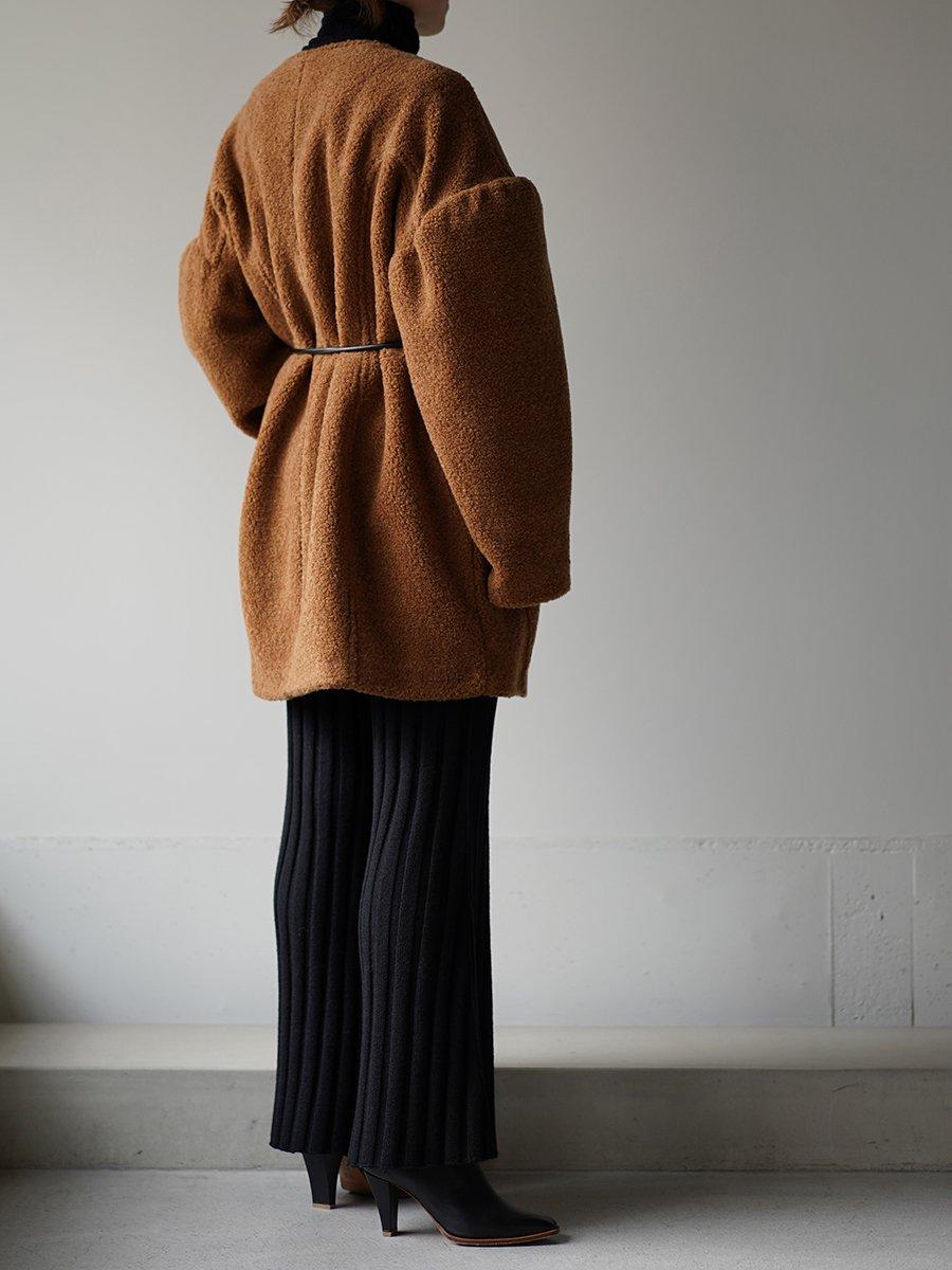 AKIRA NAKA Jacinta drop shoulder coat